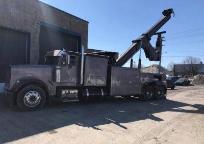 Heavy Wrecker Tow Truck